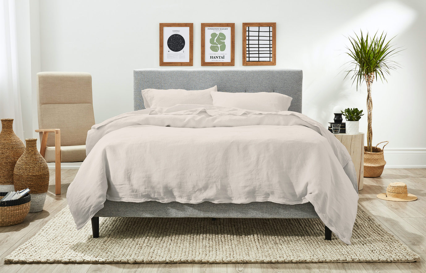 Lino naturale Scandi style 100/% eco linen pillowcase Enzima ammorbidito. federa stile Scandi Premium organic textiles Enzyme softened