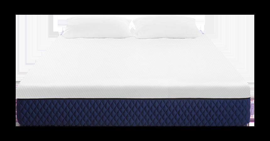 Matras Memory Foam : Luxury memory foam mattresses online silk snow