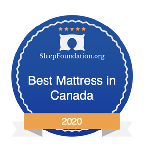 Sleep Foundation Best Mattress in Canada 2020 - Silk & Snow
