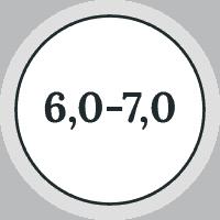 6.0 to 7.0 icon